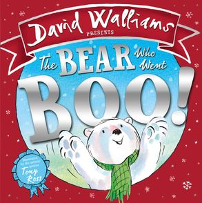 Cover image - The Bear Who Went Boo!