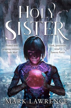 Cover image - Holy Sister