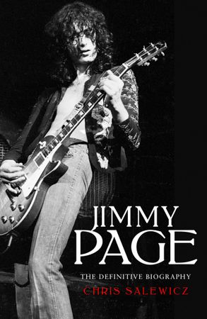 Cover image - Jimmy Page: The Definitive Biography