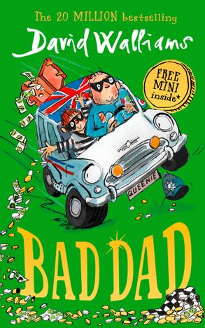 Cover image - Bad Dad