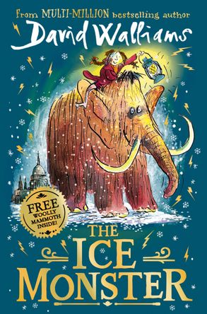 Cover image - The Ice Monster