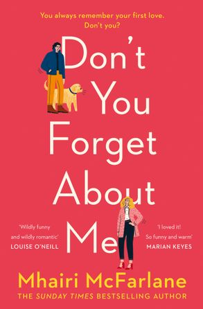 Cover image - Don't You Forget About Me