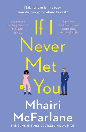 Cover image - If I Never Met You