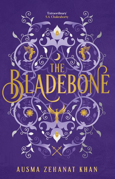 The Bladebone (The Khorasan Archives, Book 4)