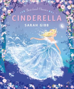 Cover image - Cinderella (Best-loved Classics)