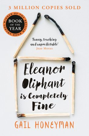 Cover image - Eleanor Oliphant is Completely Fine