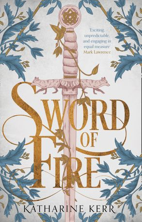 Cover image - Sword Of Fire