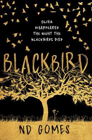 Cover image - Blackbird