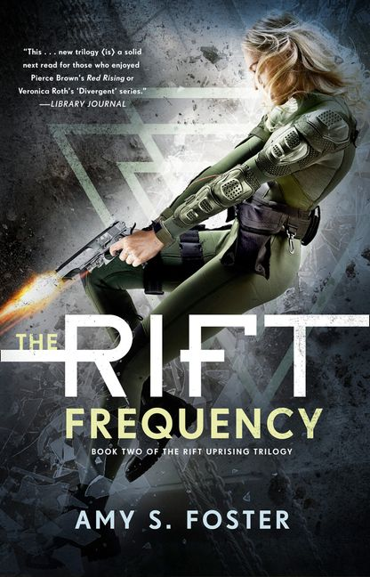 The Rift Frequency (The Rift Uprising trilogy, Book 2