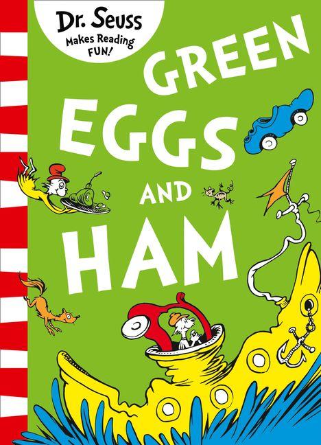 2a4a444fc53a9 Green Eggs and Ham [Green Back Book Edition] :HarperCollins Australia
