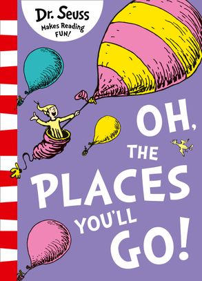 Cover image - Oh, The Places You'll Go! [Yellow Back Book Edition]