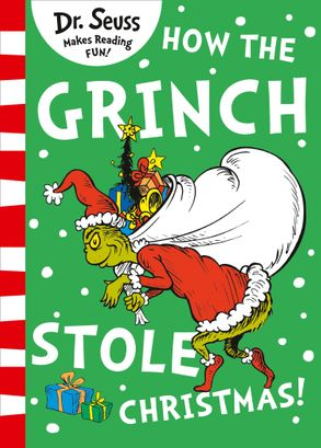 Christmas In Australia Book.How The Grinch Stole Christmas Yellow Back Book Edition