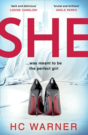 Cover image - She