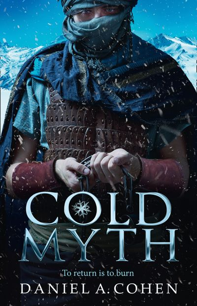 Coldmyth (The Coldmaker Saga, Book 3)