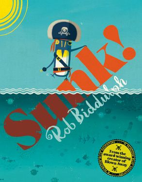Cover image - Sunk!