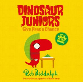 Cover image - Dinosaur Juniors (2) - Give Peas A Chance