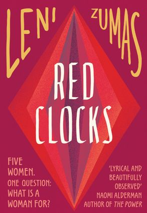 Cover image - Red Clocks