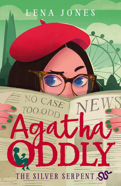 Agatha Oddly (3) - The Silver Serpent