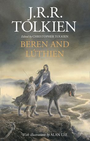 Cover image - Beren and Luthien