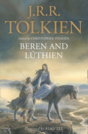 Cover image - Beren and Lúthien