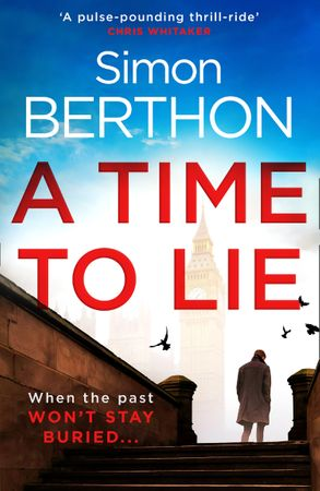 Cover image - A Time To Lie