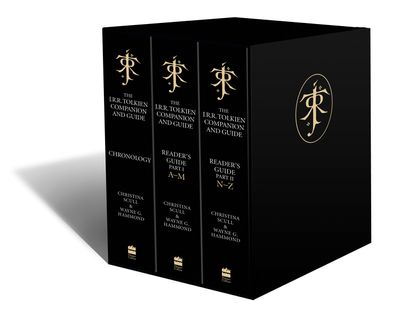 The J. R. R. Tolkien Companion and Guide: Boxed Set [Revised and Expanded Edition]