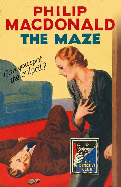 The Maze (Detective Club Crime Classics)