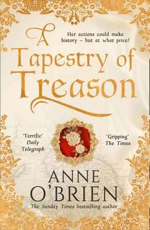 Cover image - A Tapestry Of Treason