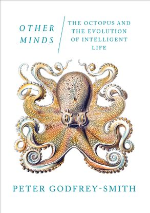 Cover image - Other Minds: The Octopus and the Evolution of Intelligent Life