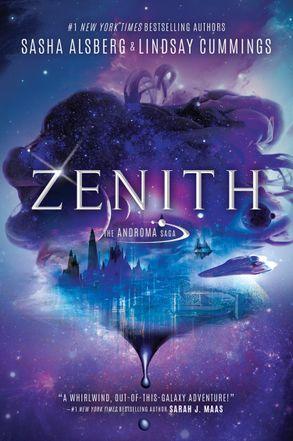 Cover image - Zenith (The Androma Saga, Book 1)