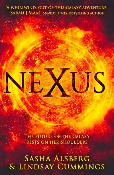 Nexus (The Androma Saga, Book 2)