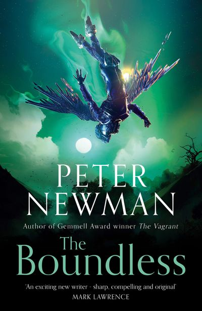 The Boundless (The Deathless Trilogy, Book 3)