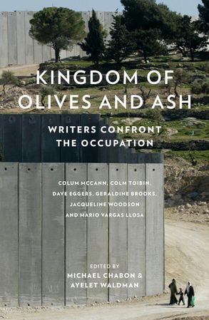 Cover image - Kingdom of Olives and Ash: Writers Confront the Occupation