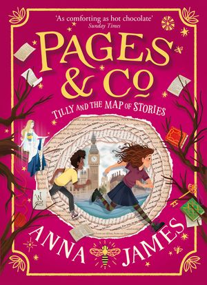 Pages & Co. (3) - Tilly and the Map of Stories