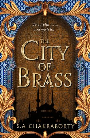 Cover image - The City of Brass (The Daevabad Trilogy, Book 1)