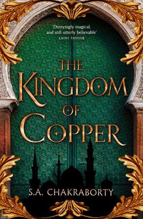 Cover image - Kingdom Of Copper