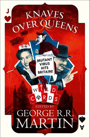 Cover image - Knaves Over Queens (Wild Cards)