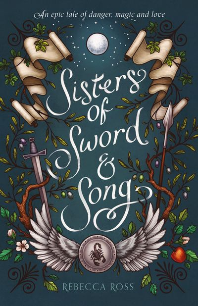 The Queen's Rising (3) - Sisters of Sword and Song