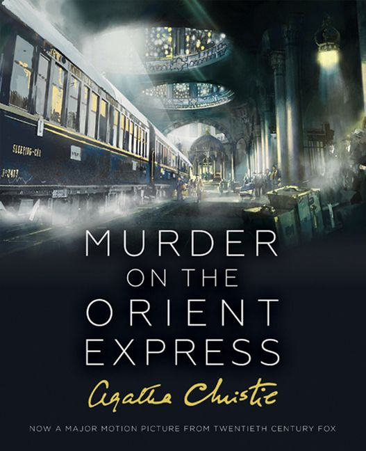 Poirot - Murder On The Orient Express [Illustrated Deluxe Edition]  :HarperCollins Australia