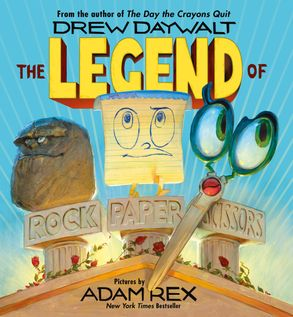 Cover image - The Legend Of Rock Paper Scissors
