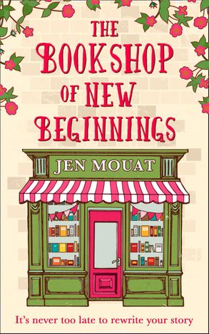 Cover image - The Bookshop of New Beginnings