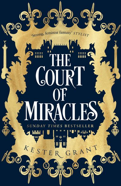 A Court of Miracles (The Court of Miracles Trilogy, Book 1)