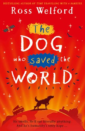 Cover image - The Dog Who Saved the World