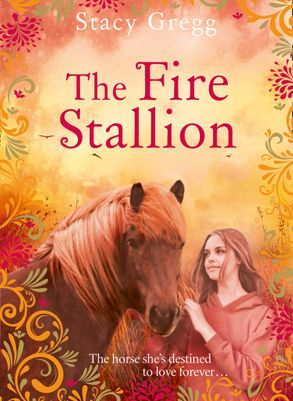 Cover image - The Fire Stallion