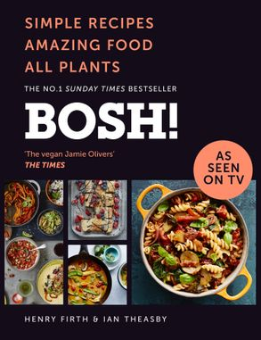 Cover image - Bosh!: The Cookbook