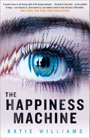 Cover image - The Happiness Machine