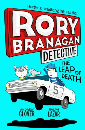 Cover image - Rory Branagan (Detective) 5: The Leap of Death