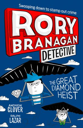 Cover image - Rory Branagan (Detective) 7: The Great Diamond Heist