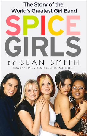 Cover image - Spice Girls