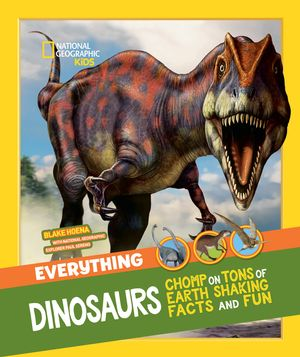 Picture of Everything Dinosaurs